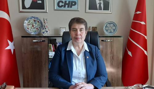 DR.ZELİHA AKSAZ ŞAHBAZ CHP KÜTAHYA İL BAŞKANI