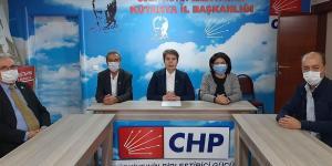 CHP İL BAŞKANINDAN ŞEHİR HASTAHANESİ AÇIKLAMASI