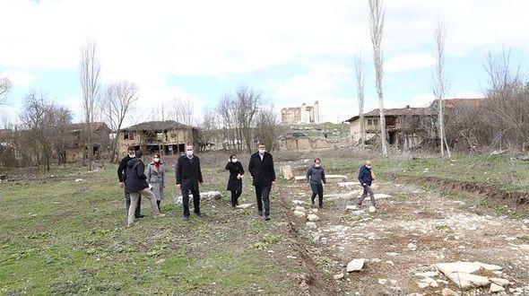 AİZANOİ'DE ÇALIŞMALAR NİSAN'DA BAŞLIYOR