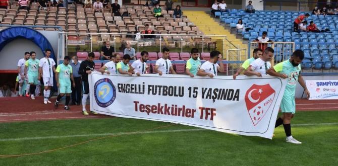 İşitme Engelliler Futbol Süper Lig'de Karşıyaka şampiyon oldu